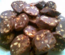 Chocoladefekkas