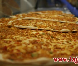 Lahmacun - Turkse pizza