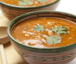 Harira de nationale Marokkaanse soep