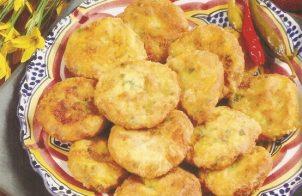 Maakouda is een heerlijk en simpel te maken Marokkaans aardappelkoekje.