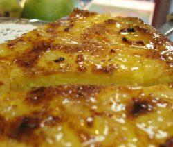 Ananas – Cocos flantaart