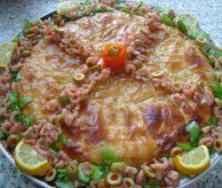Recept Marokkaanse Visbestilla een feestelijk gerecht