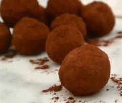 Chocoladetruffels