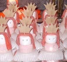 Suiker prinsesjes