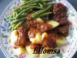 Stoofvlees a la Ellouisa