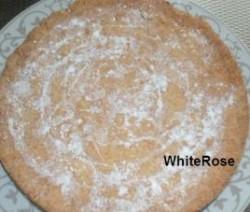 Roomboter kokos cake