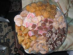 Zeven soorten koekjes
