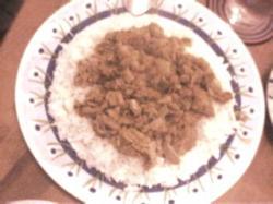 Rijst met Tonijn