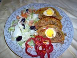 Gehaktbrood (met of zonder ei)