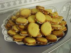 Caramel koekjes