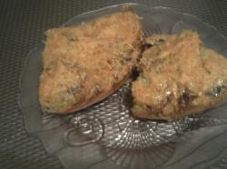 Spahgette uit oven