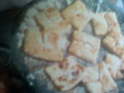 Melui (opgevouwen pannenkoek)