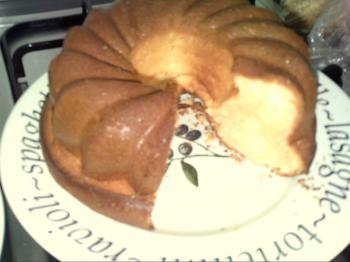 Heerlijke cake :)