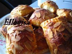 Amandel-appelbroodjes