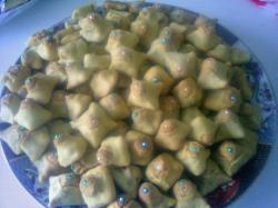 Amandelpiramides