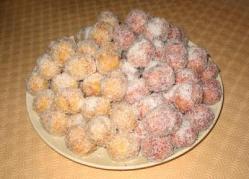 Cocosballetjes met confiture