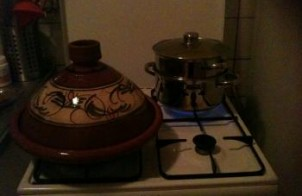 Couscous & marmita