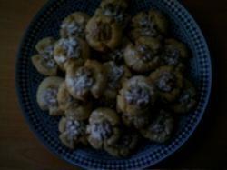 Walnotenkoek (ongeveer 60 stuks)