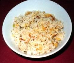 Traditionele nasi