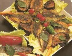 Gevulde  sardines