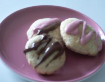 Kokos chocolade koekjes