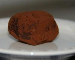 Hazelnoot truffels