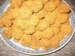 Layla's maizena koekjes