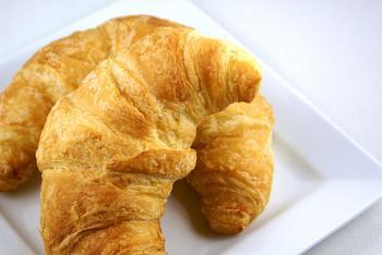 Boter croissantjes