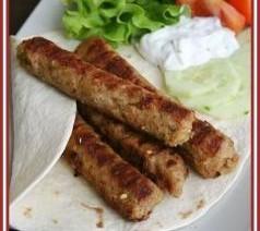 Libanese kipkebab