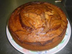 Ronde marmercake