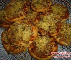 Mini-pizzaatjes