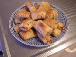 Worstenbroodjes (mini)