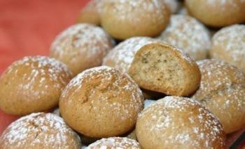 Honing-kaneel koekjes