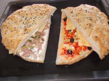 Pizza a la tara