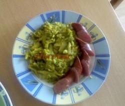 Warm - Koud broccoli salade