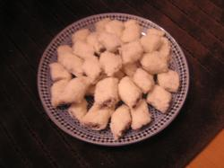 Dadels - Cocos koekjes