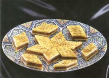 Dadelkoekjes - cake