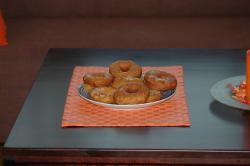 Sinaasappeldonuts
