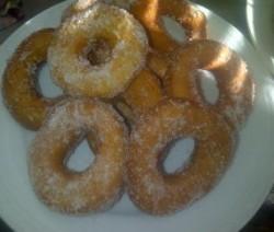 Sfenj - Marokkaanse donuts