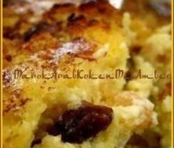 Egyptische broodpudding