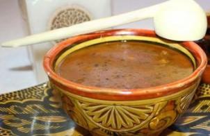 Tomatensoep - Harira