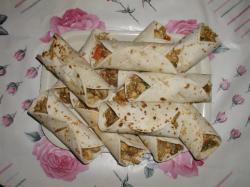 Trotilla's met kip