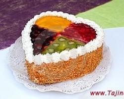 Vierseizoenen cake