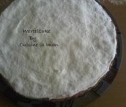 Wortel cake a la Iman