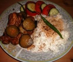 Chicken Malay Beryani