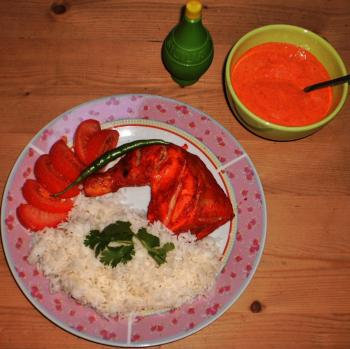 Shoda Tandoori Chicken