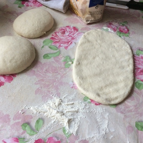 Griesmeel Stokbrood