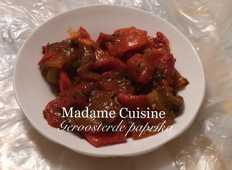 dieet soep met paprika