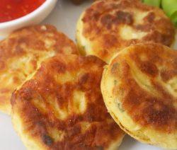 Heerlijke Marokkaanse aardappelkoekjes Maakouda