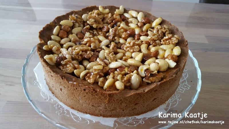 taart beschrijven Appel notentaart recept met niet te beschrijven geur taart beschrijven